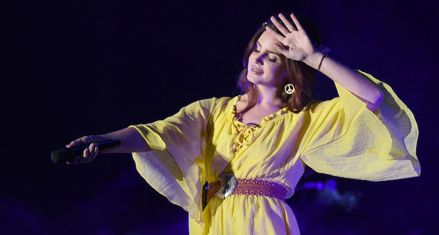 imagen Escucha 'Love', el nuevo tema de Lana del Rey