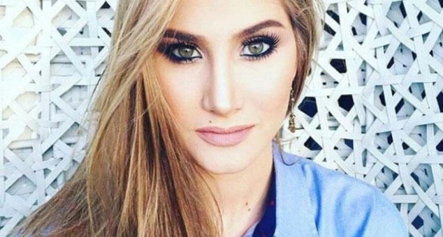 imagen Las fotos de la Miss Venezuela, Mariam Habach, en la Semana de la Moda de New York