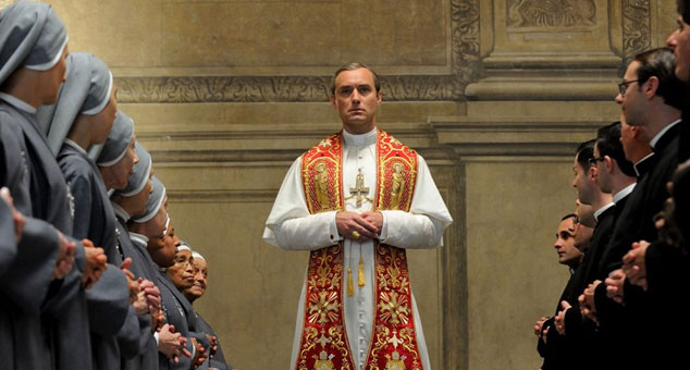 imagen Se confirma que 'The Young Pope', la serie de HBO con Jude Law, tendrá segunda temporada