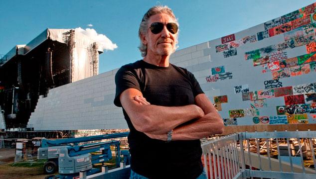 imagen Roger Waters quiere tocar 'The Wall' en la frontera de México y Estados Unidos
