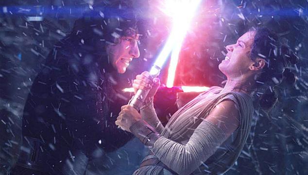 imagen Primera imagen de Rey, Finn y Poe Dameron en 'Star Wars: The Last Jedi'