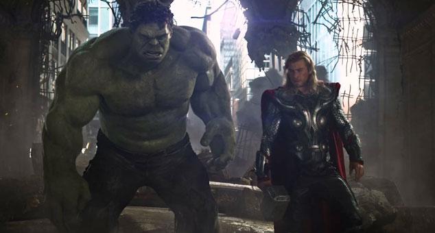 imagen Se revelan imágenes del arte conceptual de 'Thor: Ragnarok': Thor, Hulk y un primer vistazo a la villana Hela