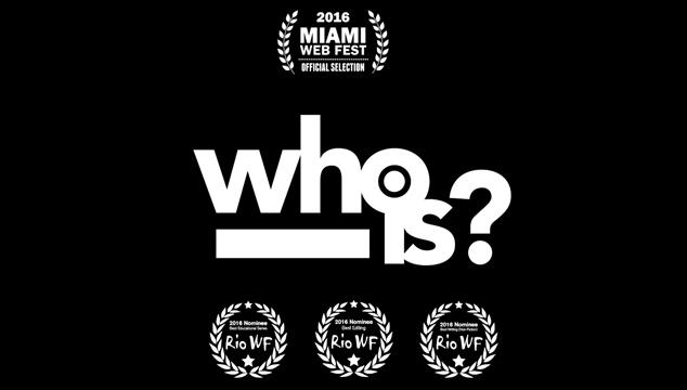 imagen Who Is?, la serie web que muestra a artistas venezolanos en su propio espacio creativo