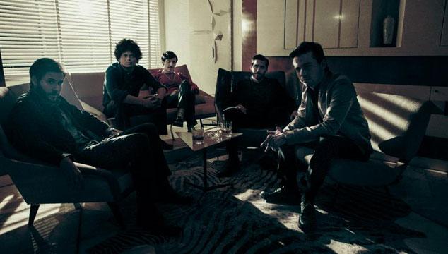 imagen Escucha 'Caiga La Noche', el nuevo disco de Los Mesoneros