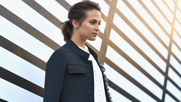 imagen Primera imagen de Alicia Vikander como Lara Croft en 'Tomb Raider'