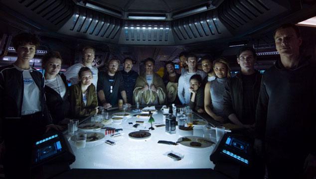 imagen Ridley Scott tiene en mente seis películas más de 'Alien' y una ya está escrita