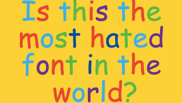 imagen El creador de Comic Sans habla sobre la tipografía más odiada de todas