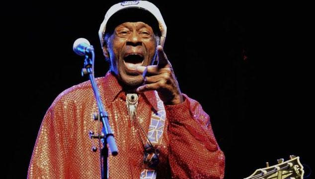 imagen Muere Chuck Berry, el padre del Rock and Roll