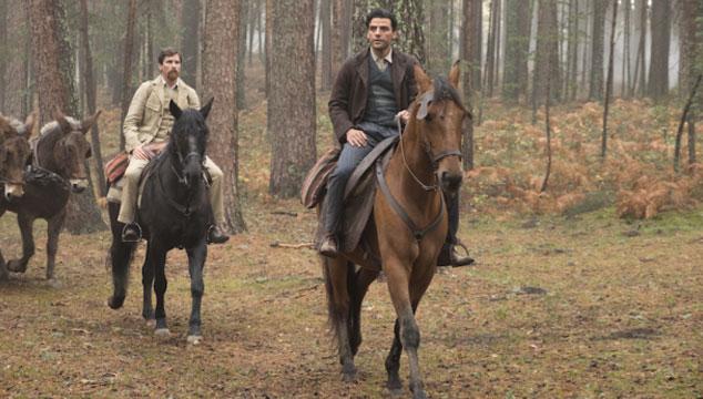 imagen Tráiler de 'The Promise': Amor y guerra con Oscar Isaac y Christian Bale