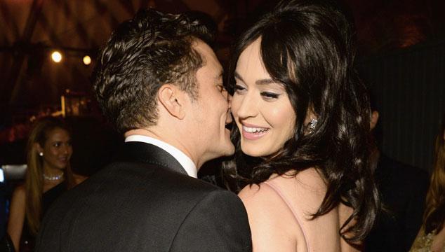 imagen Katy Perry y Orlando Bloom anuncian que terminaron respetuosamente