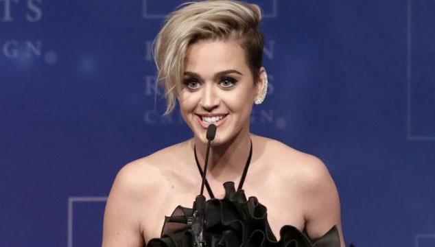 imagen El poderoso discurso de Katy Perry sobre la igualdad (VIDEO)