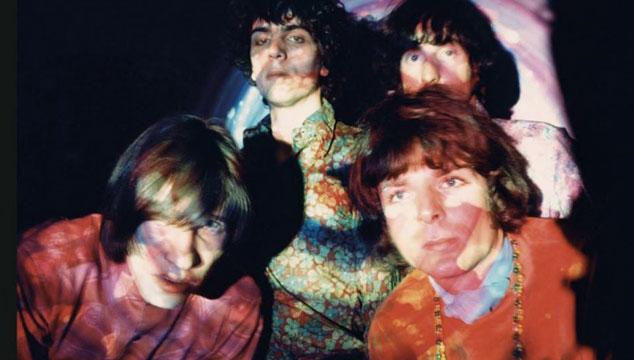 imagen Escucha una versión inédita de 15 minutos de 'Insterstellar Overdrive' de Pink Floyd