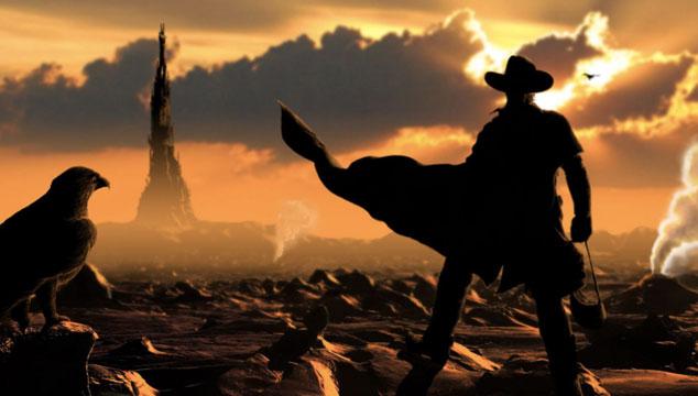 imagen Stephen King revela el póster de la adaptación de 'The Dark Tower'