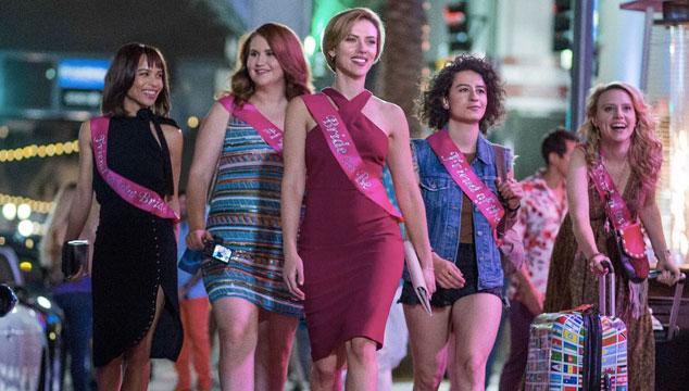 imagen Tráiler de 'Rough Night', con Scarlett Johansson, Kate McKinnon y más