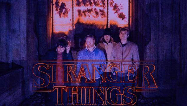 imagen S U R V I V E hará la banda sonora de la segunda temporada de 'Stranger Things'