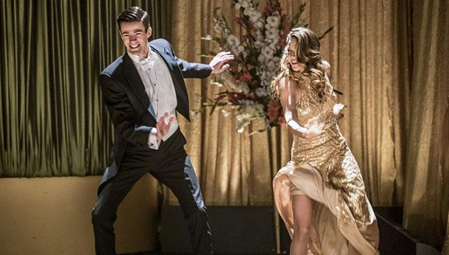 imagen El tráiler del capítulo musical de 'Flash' y 'Supergirl'