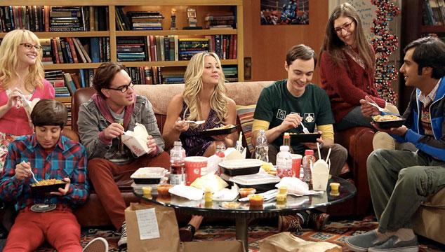 imagen 'The Big Bang Theory' es renovada por dos temporadas más