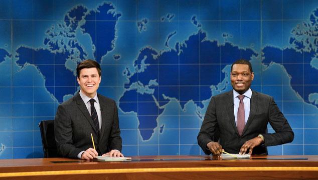 imagen 'Saturday Night Live' prepara spin-off de 30 minutos de Weekend Update