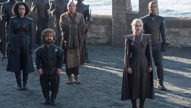 imagen Nuevas imágenes de la séptima temporada de 'Game of Thrones'