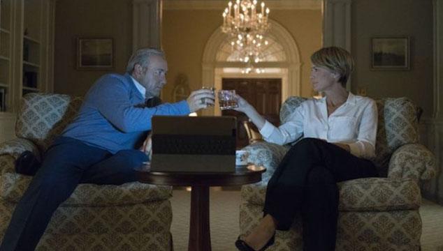 imagen Nuevas imágenes de la quinta temporada de 'House of Cards'