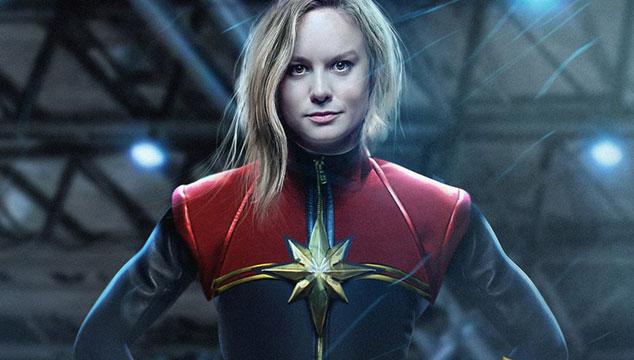 imagen Este dúo dirigirá la película de 'Capitán Marvel', con Brie Larson