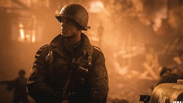 imagen Tráiler del nuevo y esperado 'Call of Duty: WWII'
