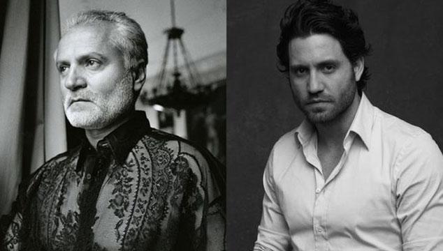 imagen La primera foto de Édgar Ramírez como Gianni Versace en 'American Crime Story'