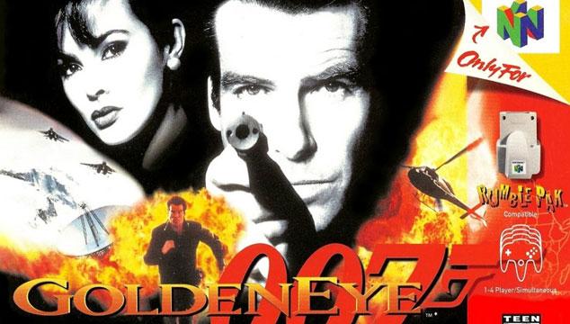 imagen Preparan un documental sobre el videojuego 'Golden Eye', de Nintendo 64