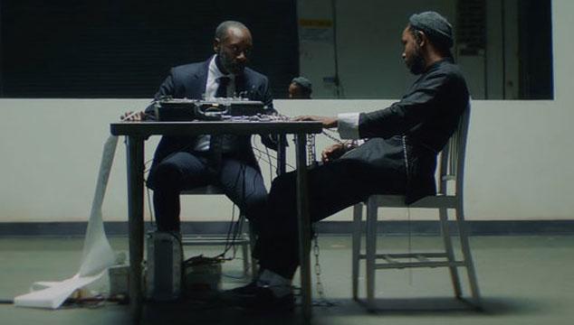 imagen Kendrick Lamar estrena el videoclip de 'DNA.', protagonizado por Don Cheadle