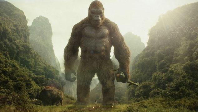 imagen Preparan una serie de TV de King Kong