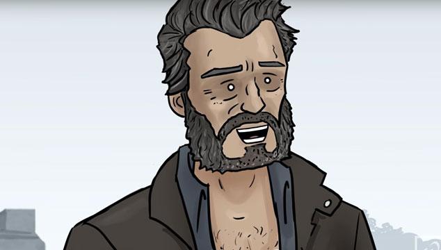 imagen Así debió haber terminado 'Logan'