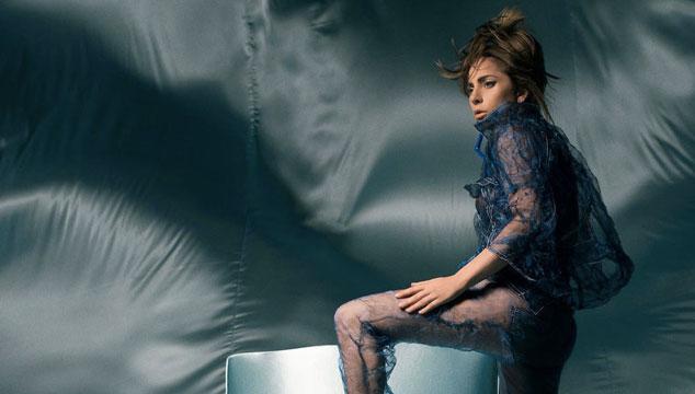 imagen Lady Gaga estrenó un tema en el Coachella