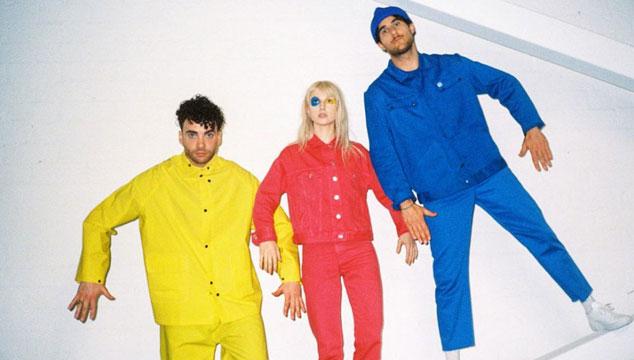 imagen Paramore estrena el sencillo 'Hard Times' y anuncia un nuevo álbum