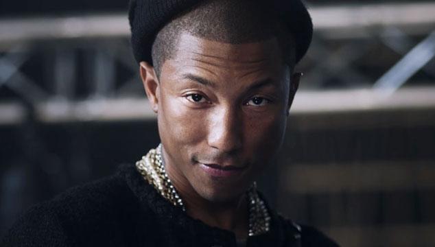 imagen Pharrell Williams protagoniza la nueva campaña promocional de Chanel