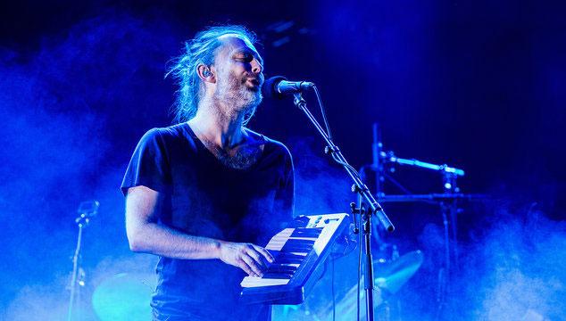 imagen Jonny Greenwood de Radiohead convirtió un 'Oh Shit' de Thom Yorke en un loop brillante