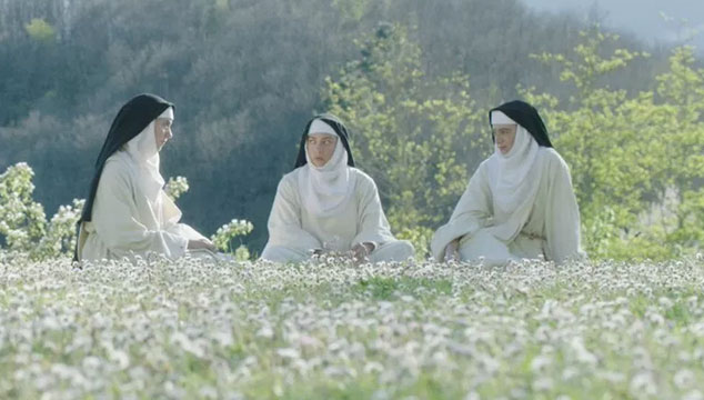 imagen Tráiler de 'The Little Hours': Alison Brie, Aubrey Plaza y Kate Micucci son unas monjas que están hornys