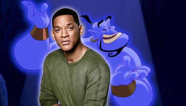 imagen Will Smith podría interpretar a El Genio en el live-action de 'Aladdin'