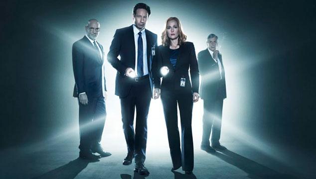 imagen Preparan 10 nuevos episodios de 'Expedientes Secretos X'