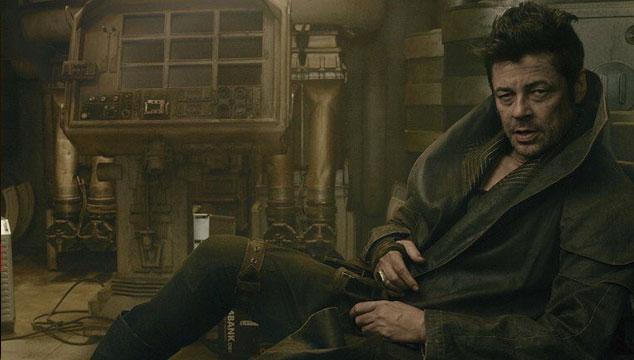 imagen Primeras imágenes de Benicio del Toro y Laura Dern en 'Star Wars: The Last Jedi'
