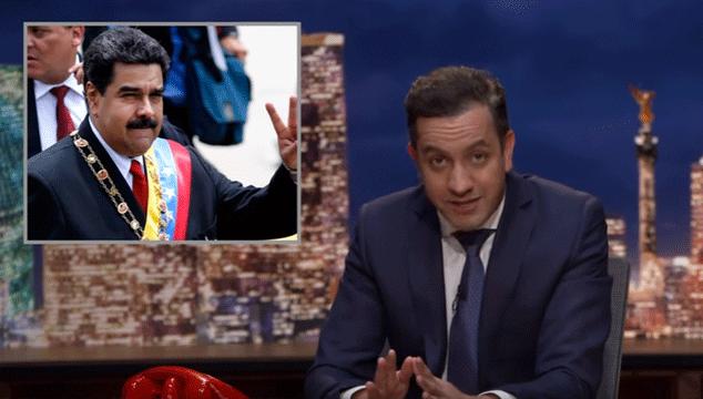 imagen El análisis de Chumel Torres sobre la situación de Venezuela en HBO, con presentación de La Vida Bohème