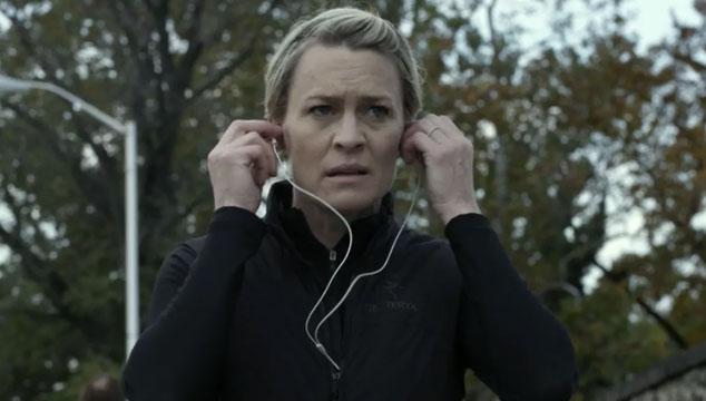 imagen Spotify hizo los playlists para correr para Frank y Claire Underwood de 'House of Cards'