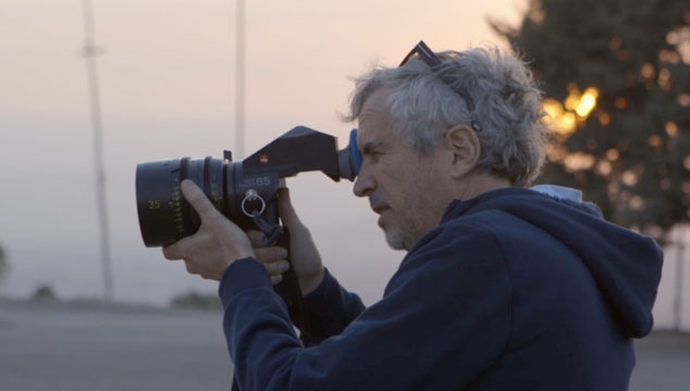 imagen Primeras imágenes detrás de cámara de 'Roma', la nueva película de Alfonso Cuarón