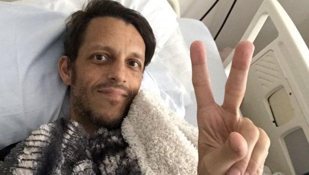imagen Blanquito Man es hospitalizado por su cáncer y lanza campaña de crowdfunding para costear los gastos