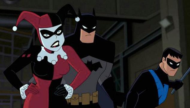 imagen Tráiler de 'Batman and Harley Quinn', nueva película animada de DC