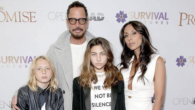 imagen La familia de Chris Cornell no cree que se haya quitado la vida intencionalmente