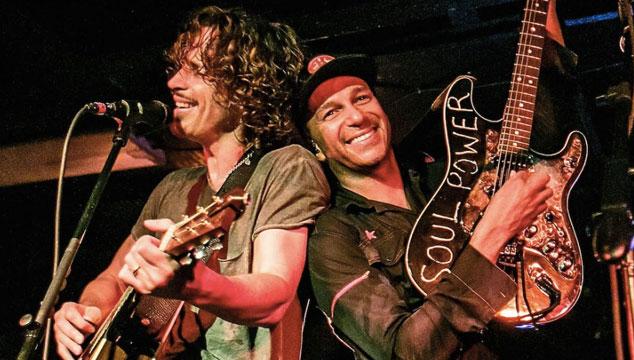 imagen Las sentidas palabras de Tom Morello a Chris Cornell, su compañero en Audioslave