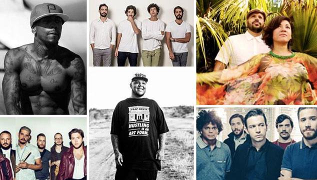imagen 6 artistas tocarán en primer showcase venezolano de la LAMC