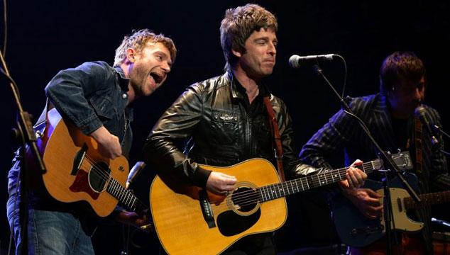 imagen Liam Gallagher le declara la guerra a Damon Albarn y Noel Gallagher después de que colaboraran