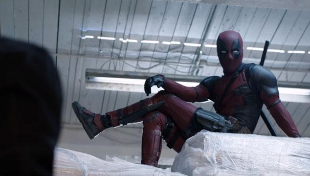 imagen Aquí puedes ver los bloopers de 'Deadpool'