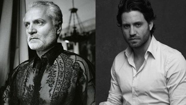 imagen Las fotos que muestran la increíble transformación de Édgar Ramírez en Gianni Versace